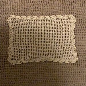 Estate Item - Doily 13 x 9